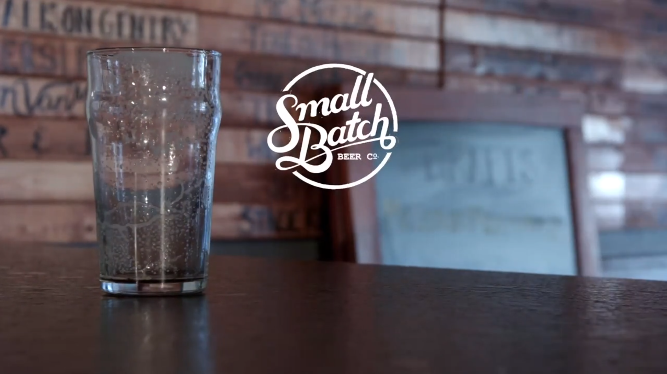 Small Batch – Philosophy